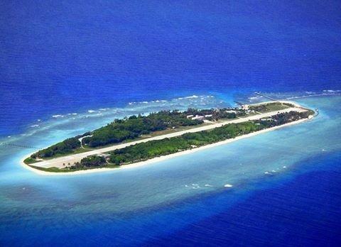 Yêu cầu Đài Loan hủy hoạt động diễn tập trái phép ở đảo Ba Bình