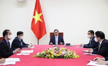 Việt Nam – Pháp tăng cường hợp tác trên nhiều lĩnh vực