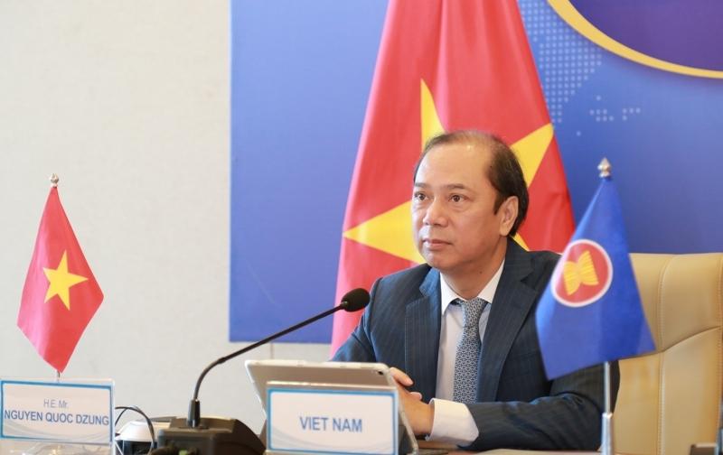 ASEAN xem xét thiết lập quan hệ đối tác mới