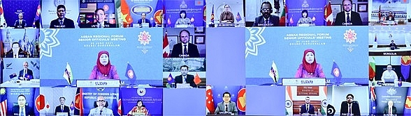 ASEAN đề cao mục tiêu duy trì hòa bình, thịnh vượng và phát triển