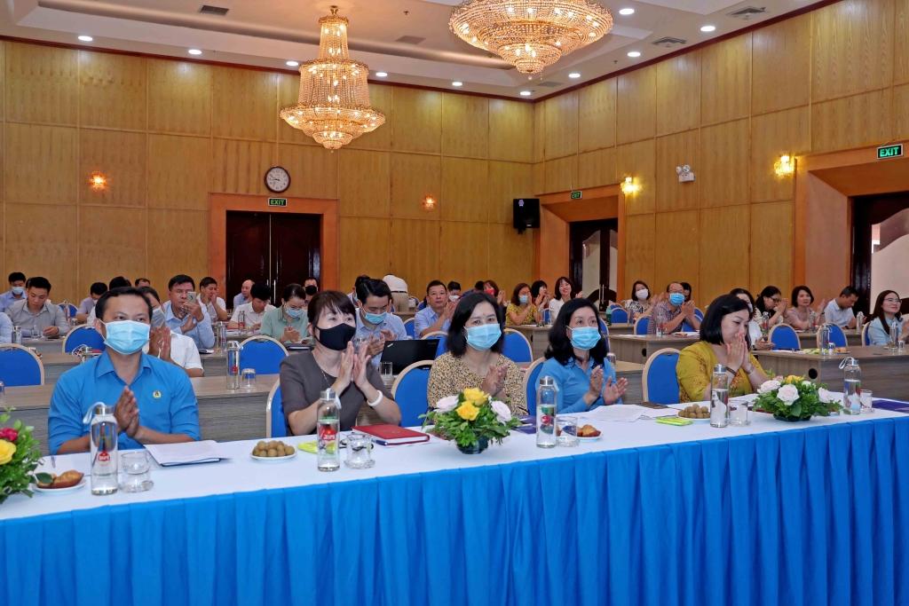Công đoàn Bộ KH&ĐT triển khai nhiều hoạt động ý nghĩa