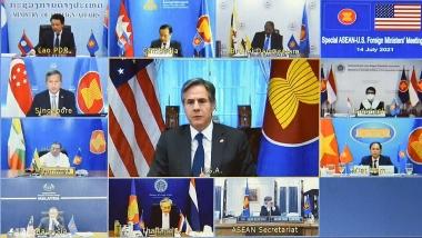 Hoa Kỳ dành 96 triệu USD giúp ASEAN nâng cao năng lực ứng phó dịch bệnh