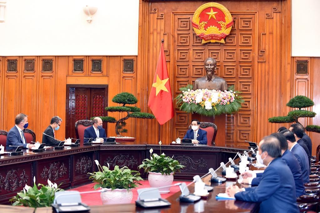 Củng cố quan hệ hợp tác quốc phòng giữa Việt Nam và Anh
