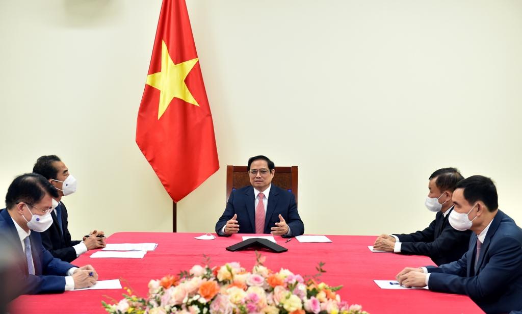 Czech cam kết hỗ trợ Việt Nam phòng chống COVID-19