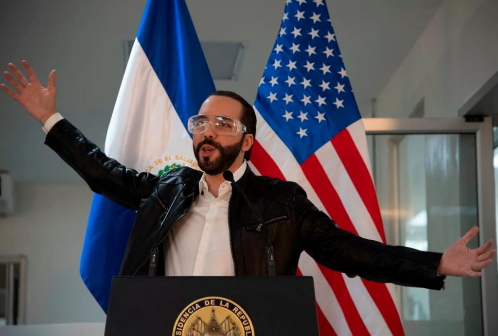 El Salvador chấp nhận Bitcoin trong đấu thầu hợp pháp