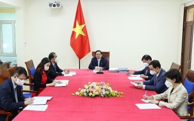 Việt Nam đã đóng góp 500.000 USD cho COVAX