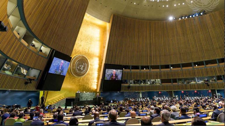 Thúc đẩy các nỗ lực toàn cầu nhằm ứng phó với biến đổi khí hậu