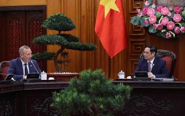 Khuyến khích các doanh nghiệp Anh mở rộng đầu tư tại Việt Nam