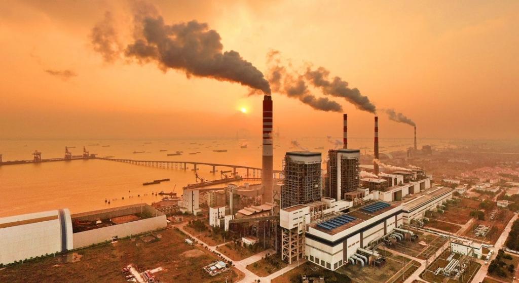 Việt Nam nhận hỗ trợ 5 triệu AUD để giảm lượng khí thải carbon