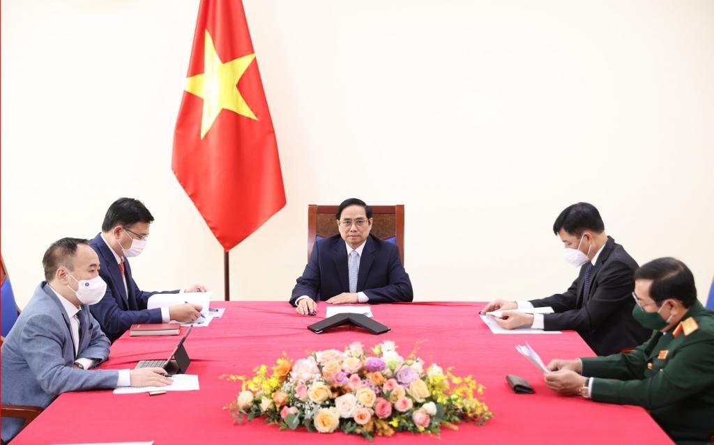 Việt Nam - Thổ Nhĩ Kỳ hợp tác trong phòng chống dịch Covid-19