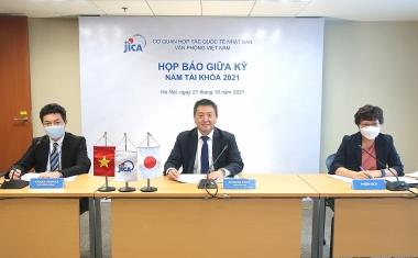 JICA sẽ hỗ trợ Việt Nam ứng phó dịch bệnh và phục hồi kinh tế