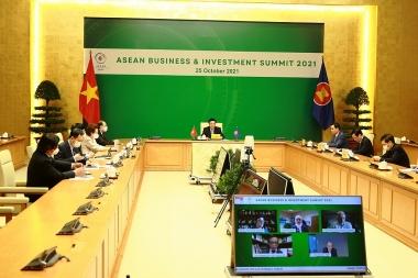 ASEAN tích cực hợp tác chuyển đổi số