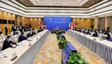 Thông qua Khung thỏa thuận Hành lang đi lại ASEAN (ATCAF)