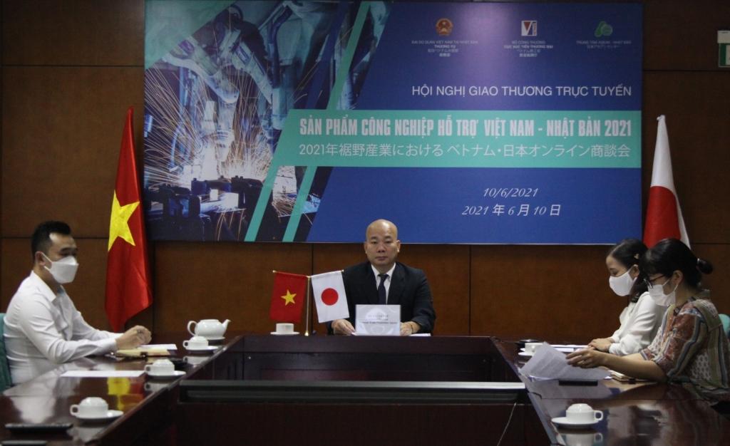 Thúc đẩy hợp tác công nghiệp hỗ trợ Việt Nam và Nhật Bản