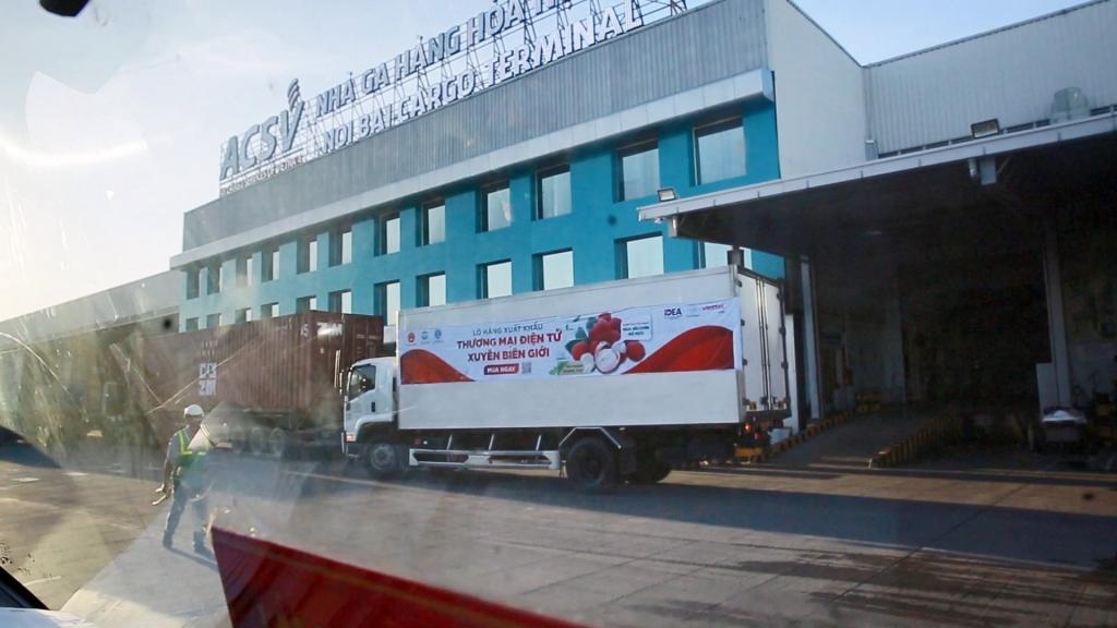 Nông sản Việt lần đầu xuất khẩu sang châu Âu bằng thương mại điện tử xuyên biên giới