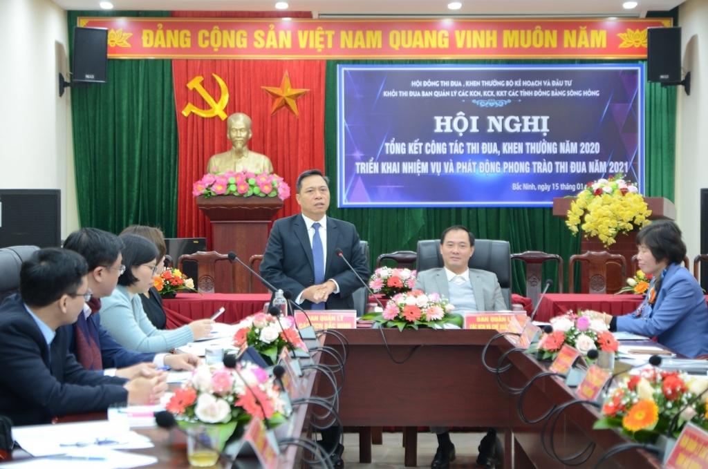 """Thực hiện thành công """"mục tiêu kép"""" trong các KCN Bắc Ninh"""