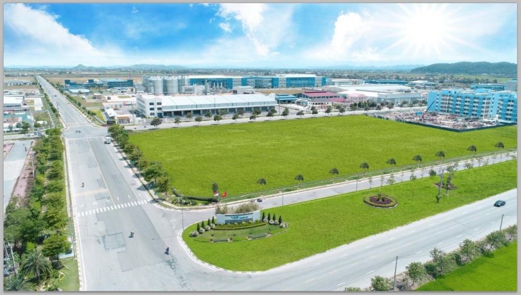Xây dựng KKT Đông Nam và các KCN trở thành động lực tăng trưởng của tỉnh Nghệ An