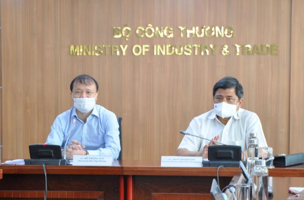 Bộ Công thương - Nông nghiệp hợp sức, tháo gỡ lưu thông hàng hóa các tỉnh phía Nam