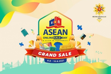 Sắp diễn ra Chương trình ngày mua sắm trực tuyến lớn nhất ASEAN 2021