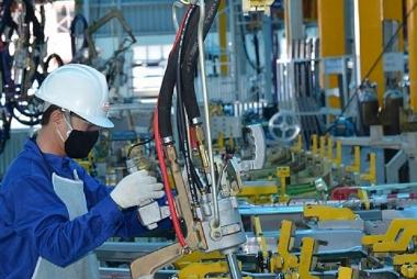 Chỉ số sản xuất công nghiệp tháng 7/2021 chỉ tăng 1,8%