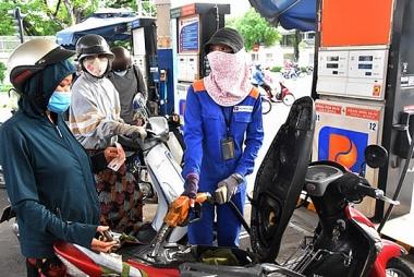 Giá xăng, dầu đồng loạt giảm từ chiều nay (ngày 26/8)