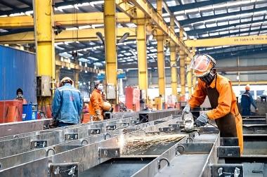 Chỉ số sản xuất công nghiệp tháng 8/2021 giảm mạnh vì Covid-19