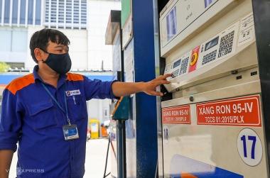 Giá xăng, dầu đồng loạt tăng từ 16h ngày 11/10/2021