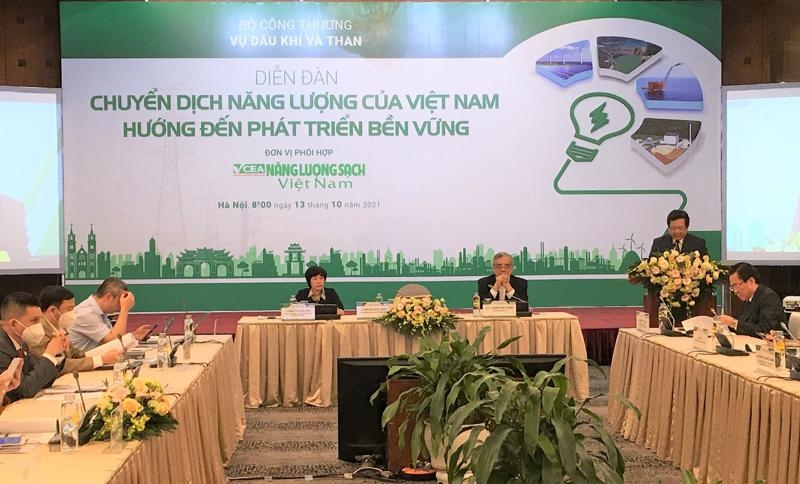 Sẽ sửa đổi Luật Dầu khí và hoàn thiện các luật chuyên ngành về sử dụng năng lượng tiết kiệm