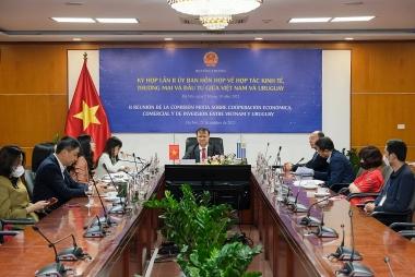 Thúc đẩy quan hệ hợp tác, phục hồi thương mại song phương Việt Nam - Uruguay