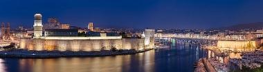 Marseille: Thành phố cảng đầu tiên của Pháp trên biển Địa Trung Hải