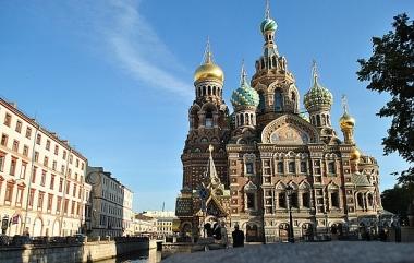 Nét đẹp cổ kính của Saint Petersburg