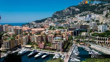 Ấn tượng Công quốc giàu có Monaco