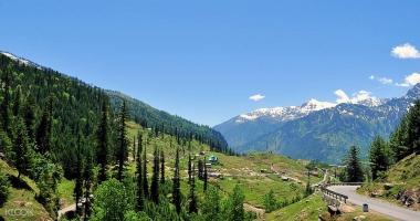 Ấn tượng hùng vĩ thiên nhiên Ấn Độ