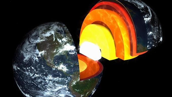 Phát hiện lớp cấu trúc mới của Trái Đất
